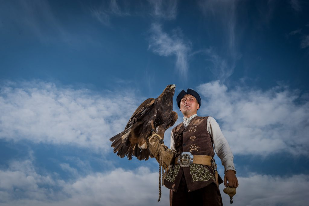 The Eagle Hunter from Kyrgyzstan